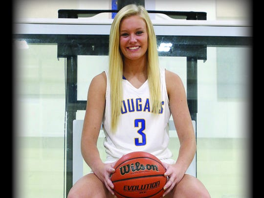 Greenfield-Central's Madison Wise