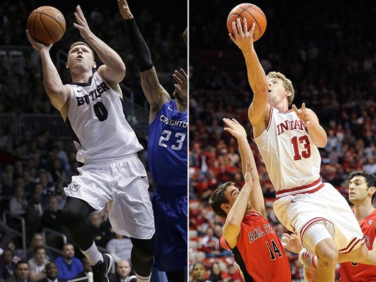 In search of consistent playing time, Austin Etherington left IU for Butler.