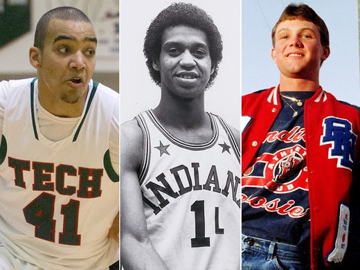 6b3306fab Basketball  McDonald s All Americans from Indiana