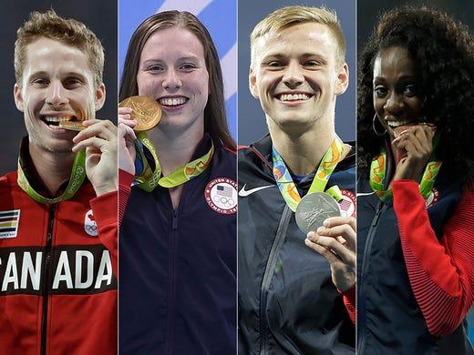 c6b8a58e7 Tokyo 2020 Summer Olympics  20 potential Indiana Olympians