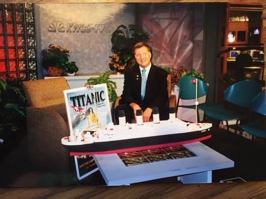 Rick at Desk