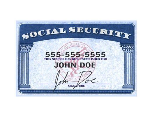 social security change of address form
