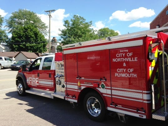 ply new firetruck