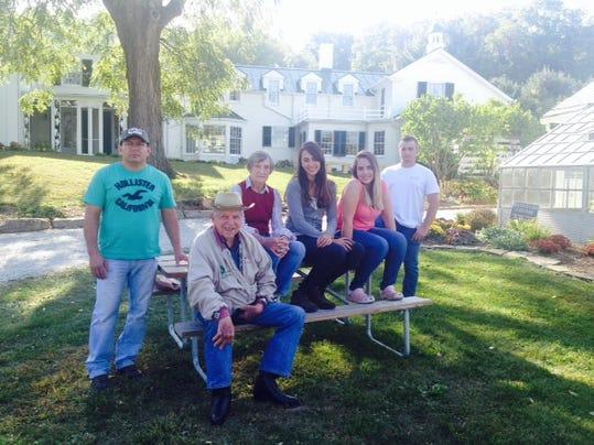 Bromfield's family
