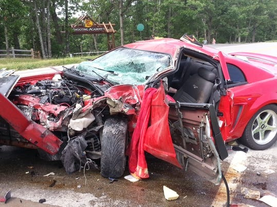 Teen seriously injured in Taney County crash