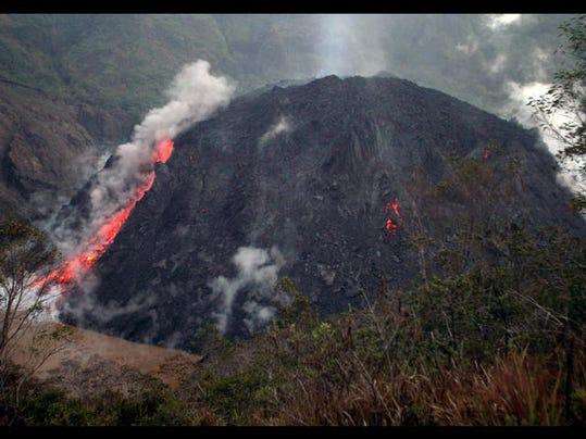 Download Video Letusan Gunung Berapi Di