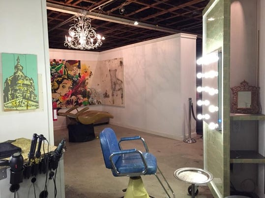Hair Salon To Open In Downtown Home Furnishings Store