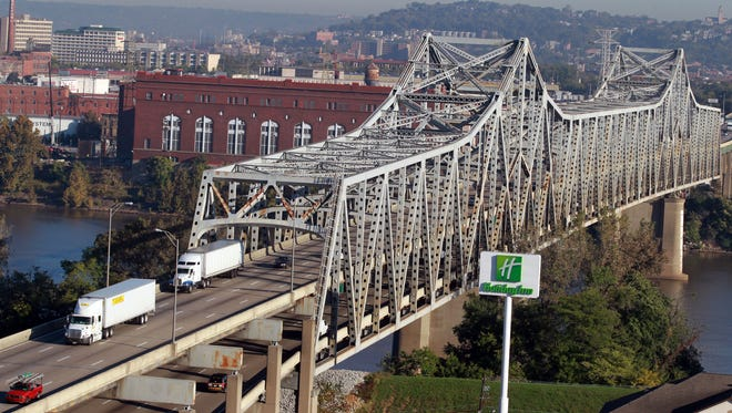 The outdated, overloaded Brent Spence Bridge is one of the major issues facing Kenton County and the whole region.