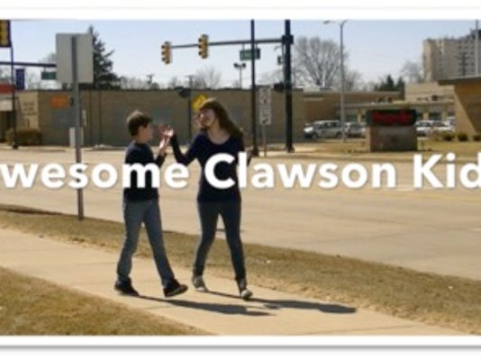 sok awesome clawson kids