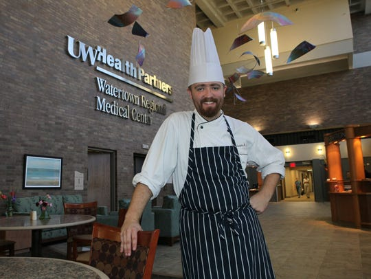 For about three years, Johnson was executive chef at