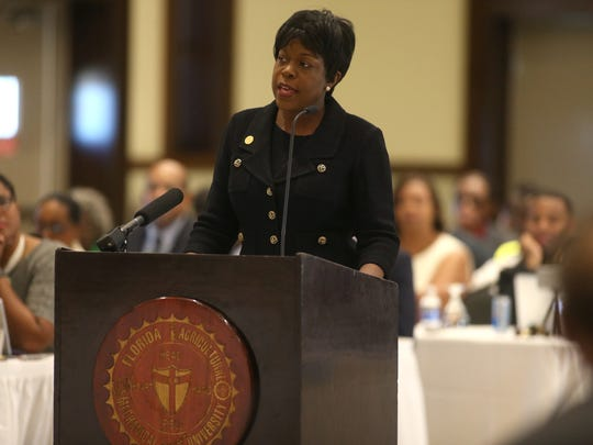 FAMU President Elmira Magnum is voted out, effective