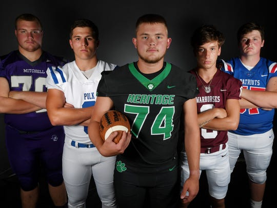 Football players in the Western Highlands Conference,