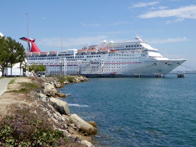 Cruise Ship Tours Carnival Cruise Line S Carnival Inspiration