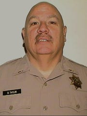 "Lt. Derrick ""Bo"" Taylor, who commanded the state conservation camp near Camarillo, was among the fatalities from Sunday's Las Vegas shooting."