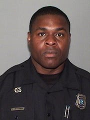 Memphis Police Officer Timmy Mitchell