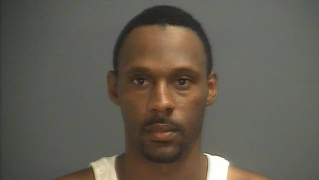 Travis Poindexter, 35, is being sought by police.
