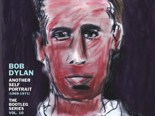 Bob Dylan's 'Another Self Portrait' cover