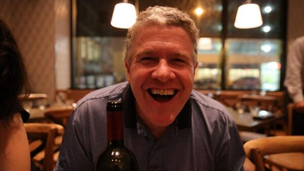 Sports Illustrated's Peter King is a fan of Napolese in Downtown Indianapolis.