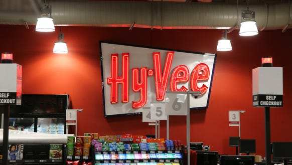 The Des Moines downtown Fourth + Court Hy-Vee store
