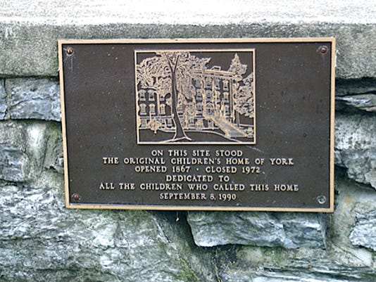 submittedFor Jim's blog. Plaque at the old Children's Home of Home site
