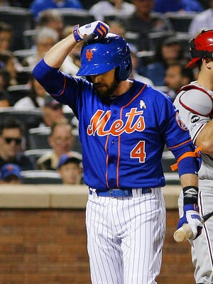 The Mets signed Jed Lowrie to a two-year, $20 million deal before the 2019 season. Because of a slew of injuries, he had just seven at-bats, with no hits, last season.
