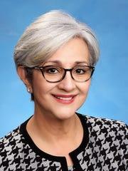 Carmen Perez, new board member for Workforce Solutions