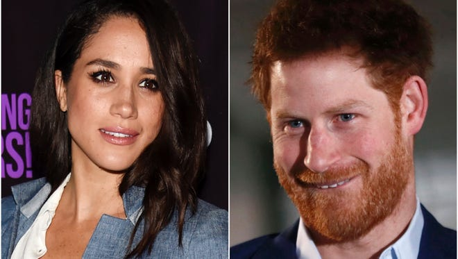 The tabloids are atwitter after snapping Prince Harry and girlfriend Meghan Markle walking hand-in-hand.