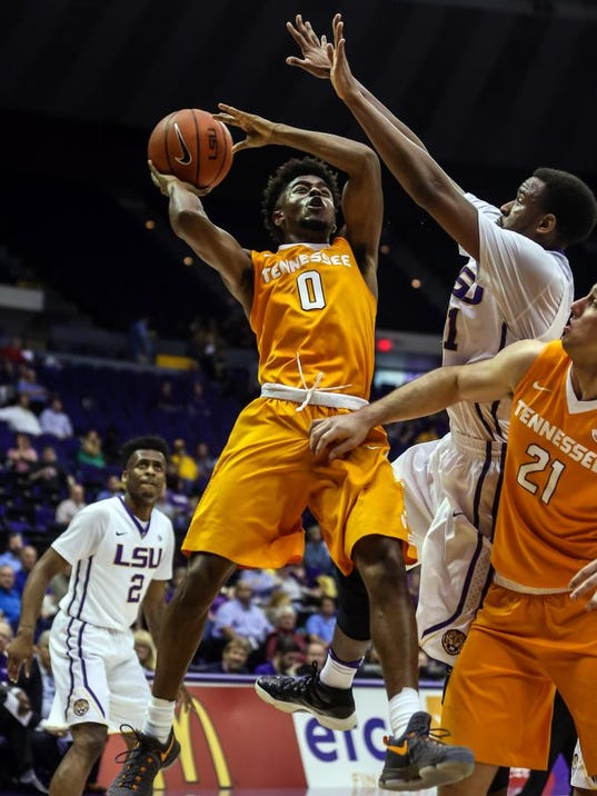 Mike Strange: Five observations on Tennessee basketball