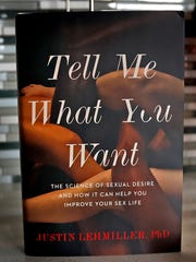 "Kinsey Institute sex researcher Justin Lehmiller just released his book, in July 2018, about his recently-completed largest-ever survey of Americans' sexual fantasies.  His book is entitled ""Tell Me What You Want."""