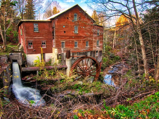 "Donna LaPlante: ""The New Hope Mills Complex is a historic grist mill complex located on Glen Haven Road near Route 41A in the town of Niles.""  Donna LaPlante lives in Greece. She tries to get out once a week to take photos, especially landscapes."