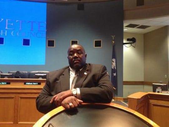 Kenneth Boudreaux, Lafayette City-Parish Council District 4