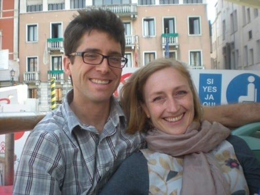 Engagements: Clark Ligon & Maria Auer
