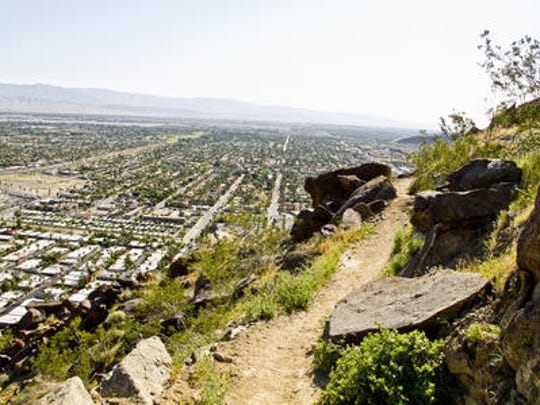 The Palm Springs Fire Department released a list Thursday of extra precautions hikers should take as temperatures rise during the summer months.