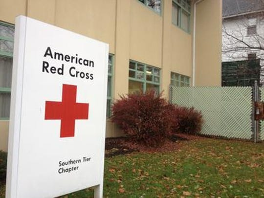 The American Red Cross Southern Tier Chapter in Endicott.