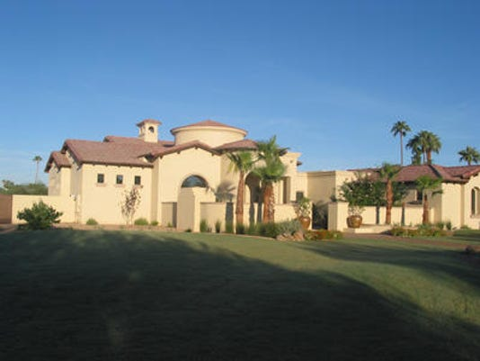 Dino and Donna DiVenere Paradise Valley home