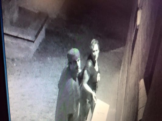 Castroville church burglary