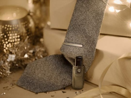 Griffin's Tracker Clip for Fitbit fits onto clothes