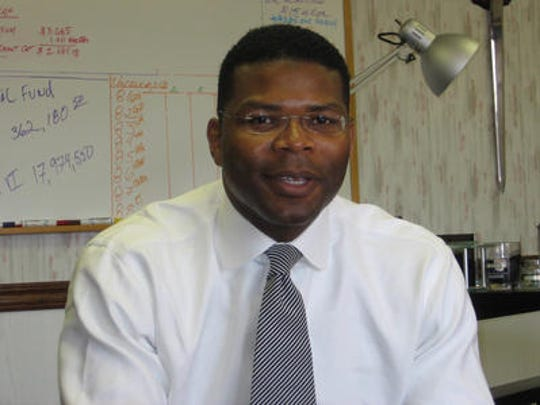 Pictured is Tyrone Garrett, executive director of the Long Branch Housing Authority.