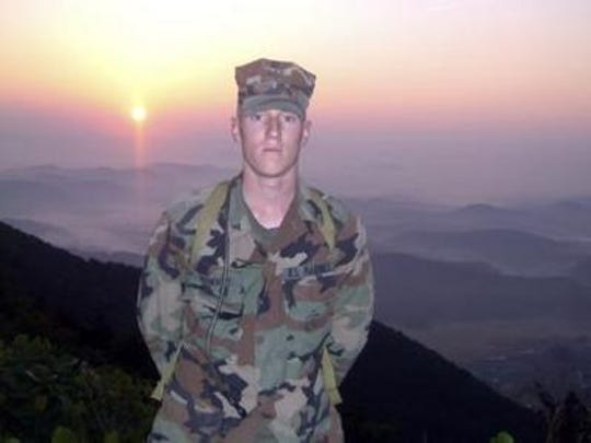 Corps Cpl. Michael Downey