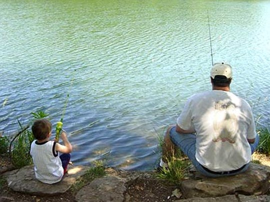 Go outside with dad this Father's Day. Ruidoso and Mescalero offers hundreds of miles of trails and plenty of fishing holes.