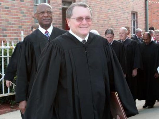 Louisiana Supreme Court Justice Marcus Clark, R-Monroe
