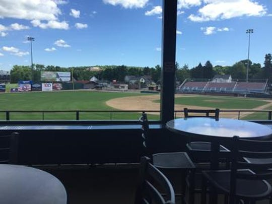 Beer around the bases will be held on the Ministry Health Care terrace, which provides participants a great view.