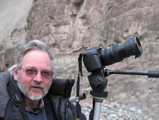 Rodney Jackson, director of the Snow Leopard Conservancy