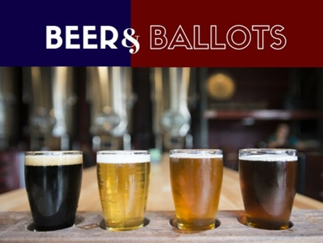 Talk politics, drink beer with the Coloradoan Thursday