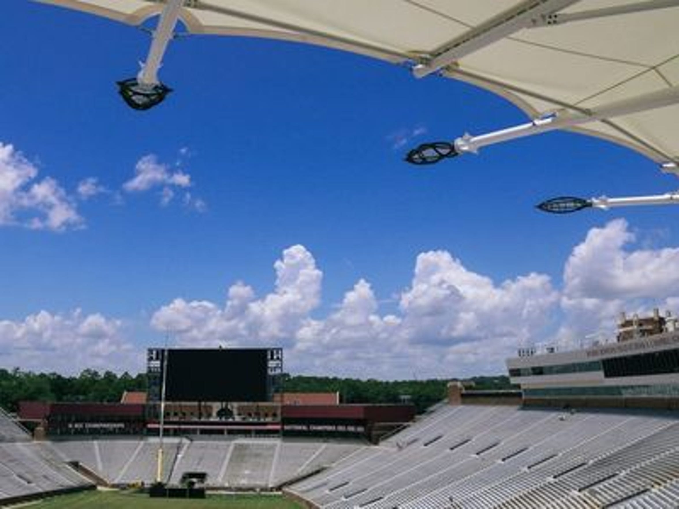 The renovations to Doak Campbell Stadium raised questions