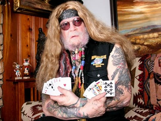 David Allan Coe, a country legend, is teaming up with