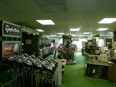 Golf World Discount Shop and Driving Range is offering Insiders a Shop Purchase Discount.