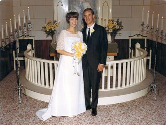 Anniversaries: Ken Lee & Darlene Lee