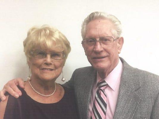 Anniversaries: John Johnson & Della Johnson