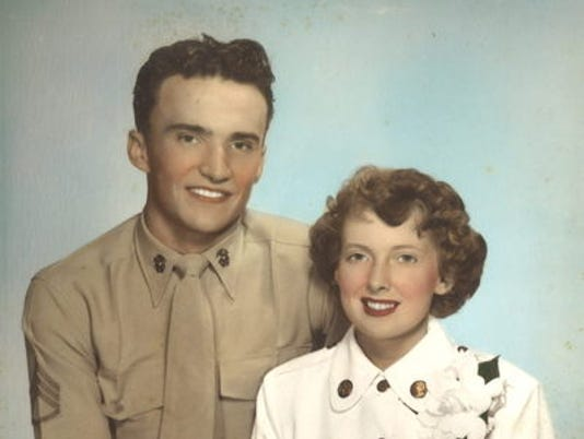 Anniversaries: John Russell Reed & Florence Reed